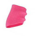 Hogue HandAll Universal Slip On Grip Fullsize Semi Automatic Rubber Pink