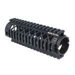 Blackhawk AR15 Carbine Length 2 piece Quad Rail Forend