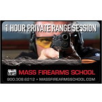 Youth Safety & Marksmanship Range Session Gift Certificate ($80)