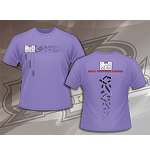 MFS Ladies T-Shirt, Violet
