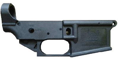 AR-15, AR1 Patriot FMK Lower Receiver