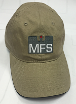 MFS Hat (Tan Ripstop)